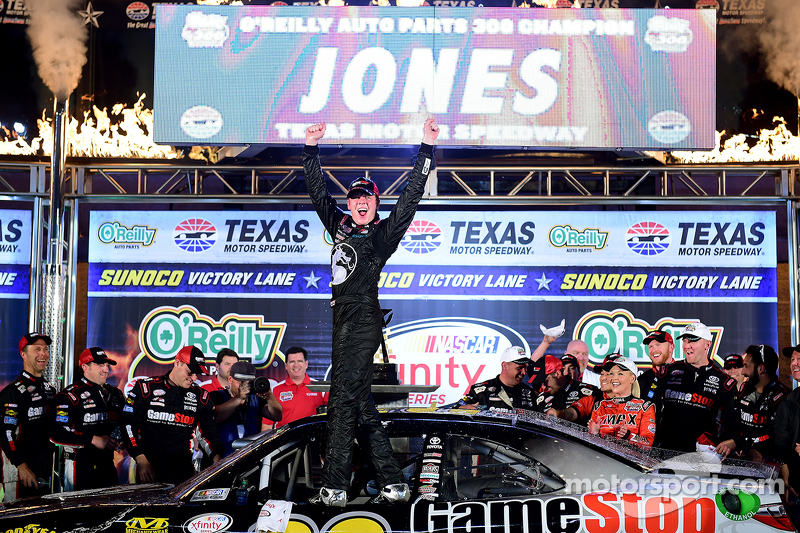 Erik Jones, Joe Gibbs Racing