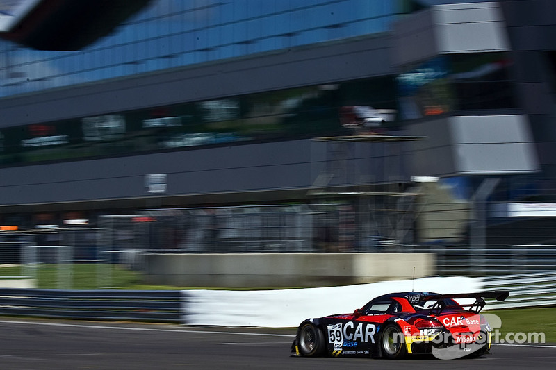 #59 TDS Racing BMW Z4 GTE: Franck Perera, Dino Lunardi, Eric Dermont