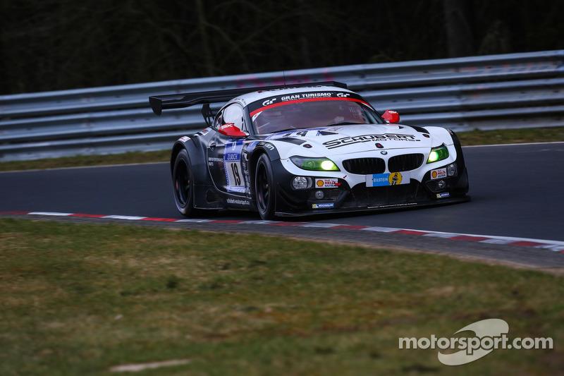 #19 BMW Sports Trophy Team Schubert BMW Z4: Dirk Müller, Alexander Sims, Dirk Werner, Marco Wittmann