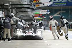 #18 保时捷车队919 Hybrid: Romain Dumas, Neel Jani, Marc Lieb