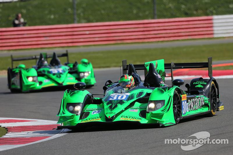 #30 Extreme Speed Motorsports, Honda HPD ARX-03B: Scott Sharp, Ryan Dalziel, David Heinemeier Hansso