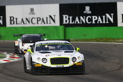 #84 Bentley Team HTP, Bentley Continental GT3: Harold Primat, Vincent Abril, Mike Parisy