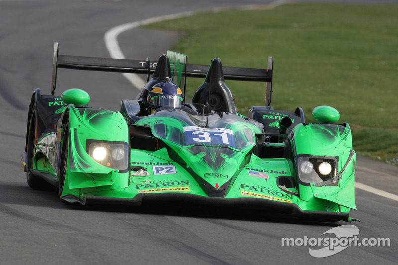 #31 Extreme Speed Motorsports, Honda HPD ARX-03B: Ed Brown, David Brabham, Jon Fogarty