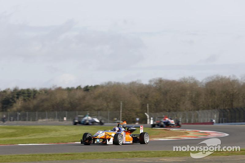 Santino Ferrucci, kfzteile24 Mücke Motorsport Dallara F312 Mercedes-Benz