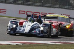 #32 AF Corse Oreca 03 - Nissan: Maurizio Mediani, David Markozov, Nicolas Minassian
