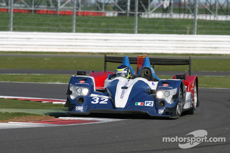 #32 AF Corse, Oreca 03 - Nissan: Maurizio Mediani, David Markozov, Nicolas Minassian