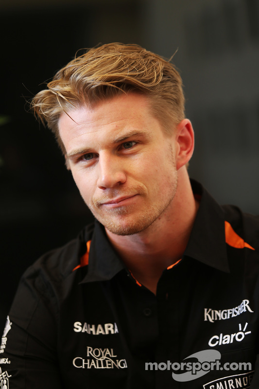 Ніко Хюлкенберг, Sahara Force India F1