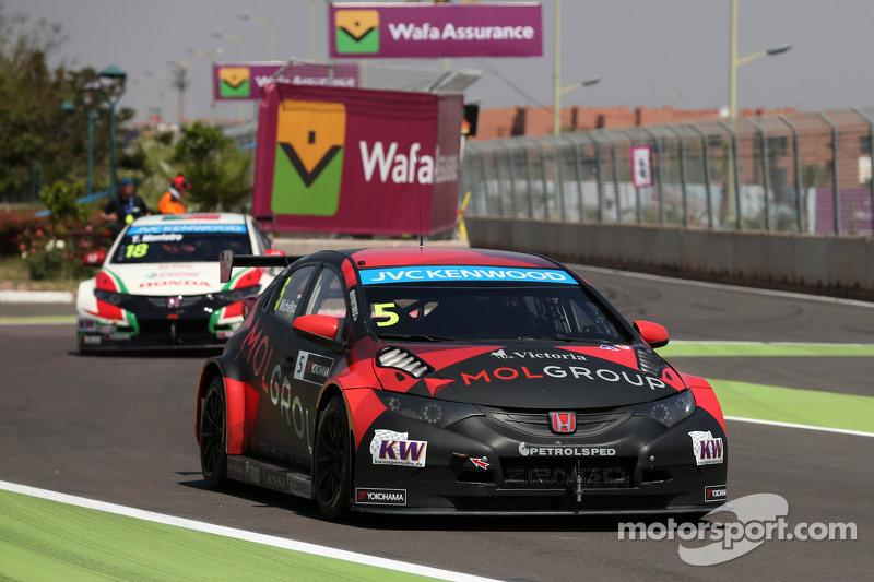 Norbert Michelisz, 本田思域WTCC, Zengo' Motorsport