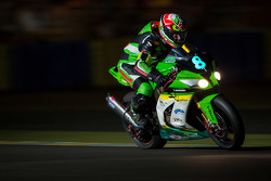#8 Kawasaki: Horst Saiger, Roman Stamm, Daniel Sutter