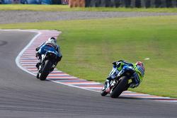 Scott Redding, Marc VDS Racing Team Honda y Maverick Viñales, Team Suzuki MotoGP