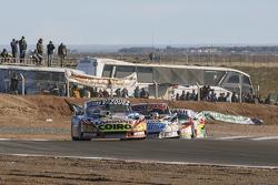 Lionel Ugalde, Ugalde Competicion Ford Martin Serrano, Coiro Dole Racing Dodge Mariano Altuna, Altun