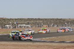 Matias Rossi, Donto Racing Chevrolet Agustin Canapino, Jet Racing Chevrolet Leonel Pernia, Las Tosca