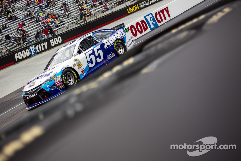 Brett Moffitt, Michael Waltrip Racing, Toyota