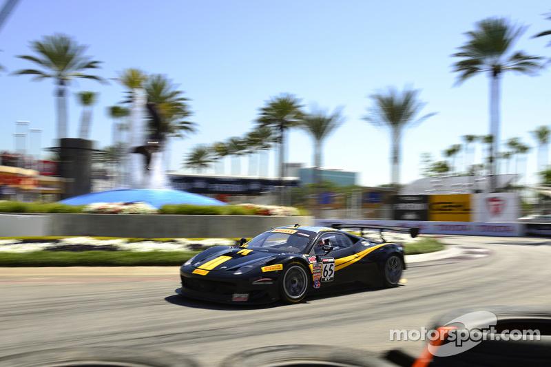 #65 Scuderia Corsa 法拉利458 GT3: Mike Hedlund