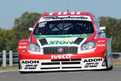Bruno Etman, Equipo Fiat Petronas Súper TC2000
