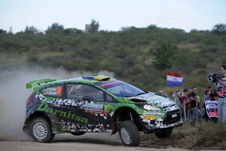 Yurii Protasov та Pavlo Cherepin, Ford Fiesta Rrc