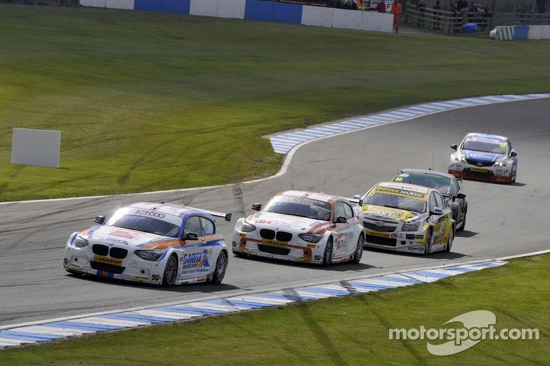 Sam Tordoff, JCT1600 Racing mit Gardx