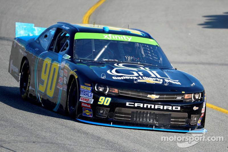 Mario Gosselin, King Autosport, Chevrolet