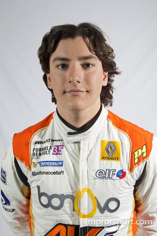 Alfonso Celis Jr, AVF Team