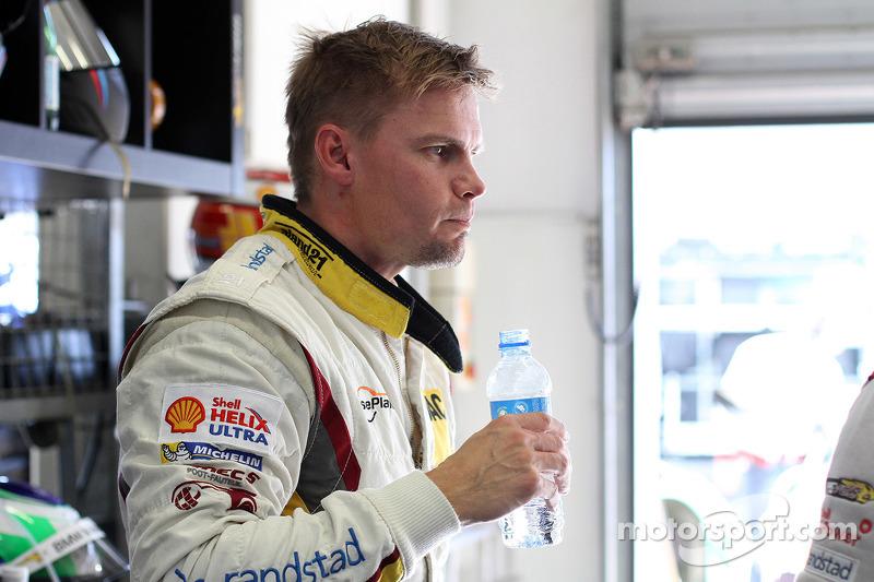 Markus Palttala, BMW Sports Trophy Team Marc VDS