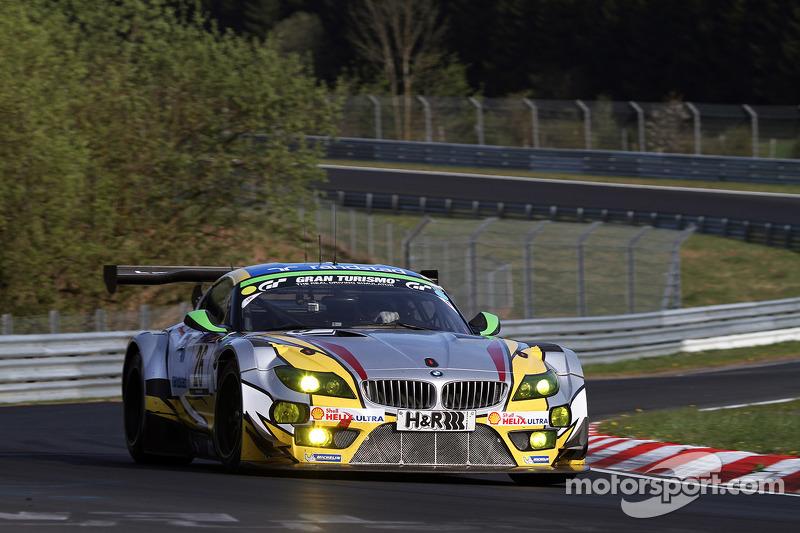 #26 BMW Sports Trophy Team Marc VDS, BMW Z4 GT3: Jörg Müller, Augusto Farfus, Dirk Adorf