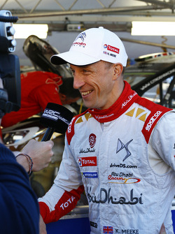 Ganador Kris Meeke, Citroën World Rally Team