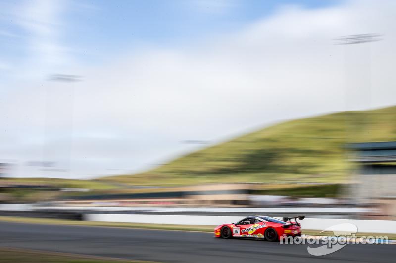 #8 罗德岱堡法拉利赛事,法拉利458