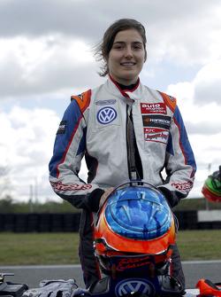 Tatiana Calderon, Carlin, Dallara F313