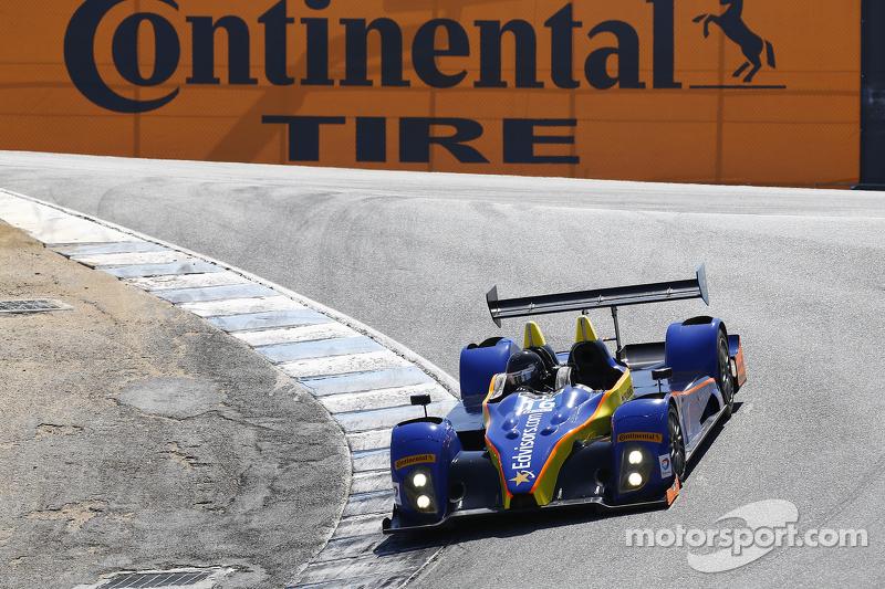 #16 BAR1 Motorsports, Oreca FLM09: Todd Slusher, John Falb