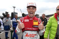 Обладатель поула - Джейми Грин, Audi Sport Team Rosberg