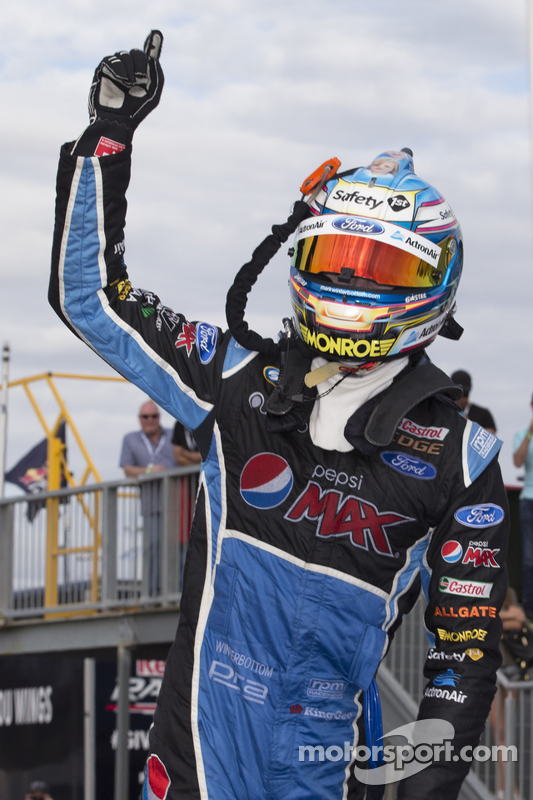 Il vincitore Mark Winterbottom, Prodrive Racing Australia