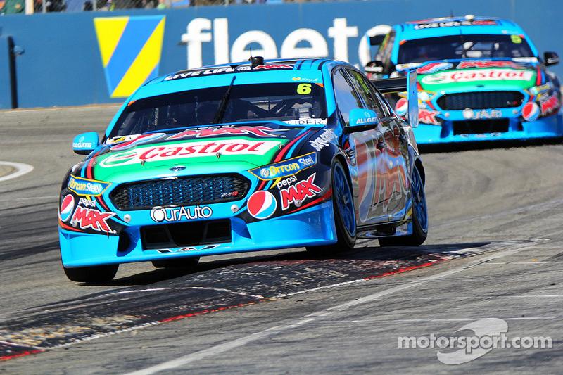 Чез Мостерт, Prodrive Racing Australia