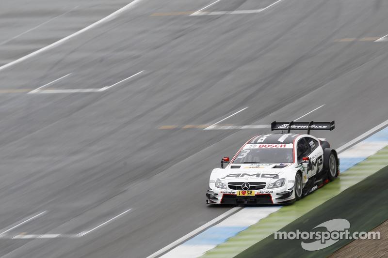 Paul di Resta, HWA AG, Mercedes-AMG C63 DTM