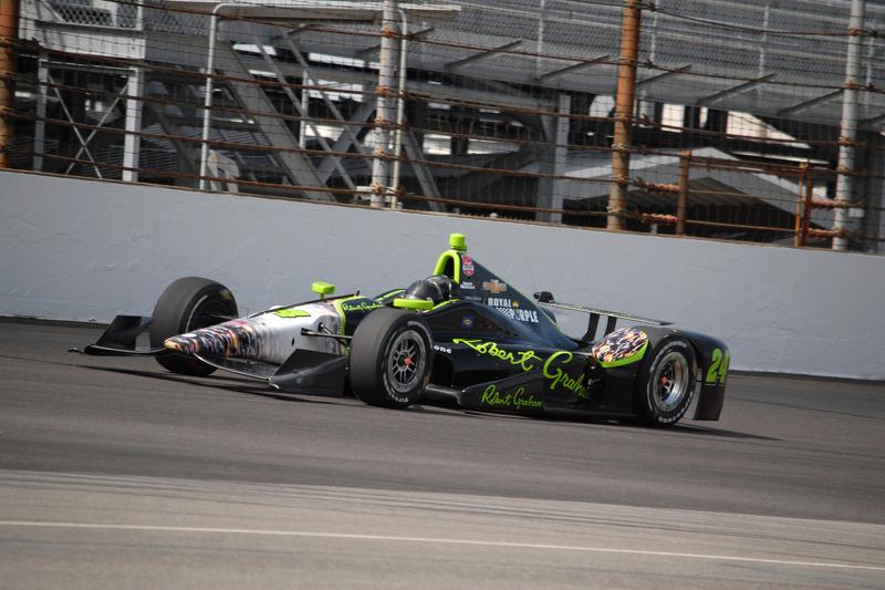 Davey Hamilton, Dreyer & Reinbold Racing, Chevrolet
