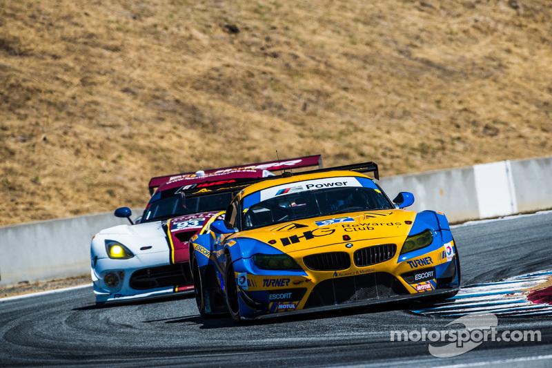 #97 Turner Motorsport,宝马Z4: Michael Marsal, Markus Palttala