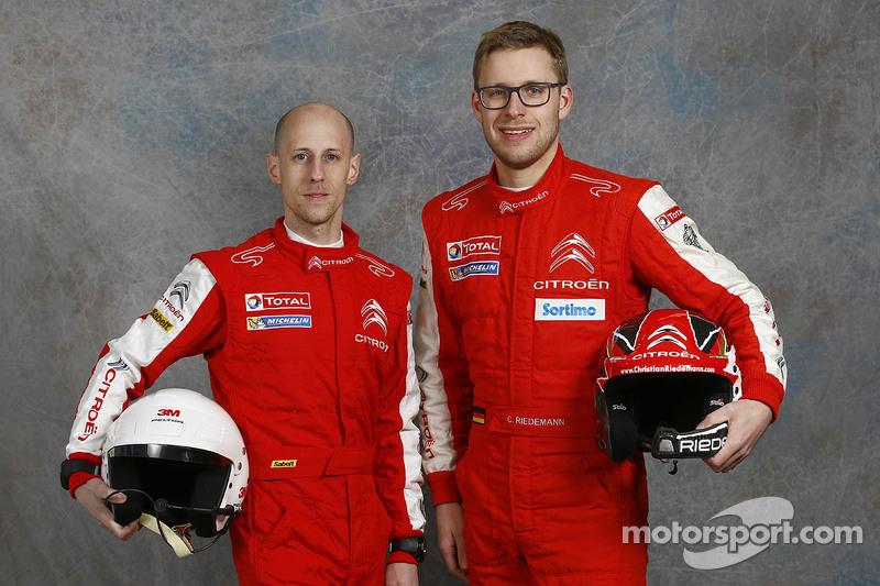 Sesión de fotos pilotos Citroën