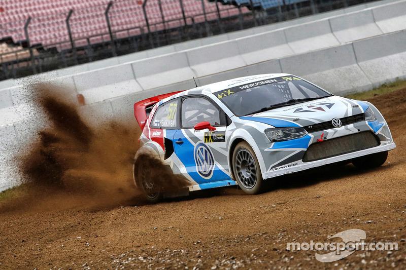 Toomas Heikkinen, Marklund Motorsport