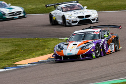 #44 Team LNT Ginetta G55 GT3: Rick Parfitt Jr., Tom Oliphant