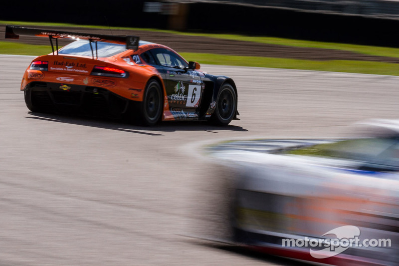 #6 Oman Racing Team Aston Martin Vantage GT3: Liam Griffin, Rory Butcher