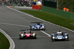 #35 OAK Racing Ligier JS P2-Nissan: Jacques Nicolet, Jean-Marc Merlin, Erik Maris