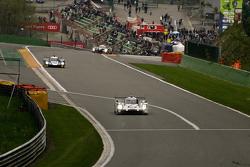 #18 Porsche Team Porsche 919 Hybrid Hybrid: Ромен Думас, Ніл Яні, Марк Ліб