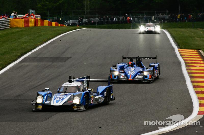 #47 KCMG Oreca 05-Nissan: Метью Хаусон, Річард Бредлі, Ніколя Лапьер