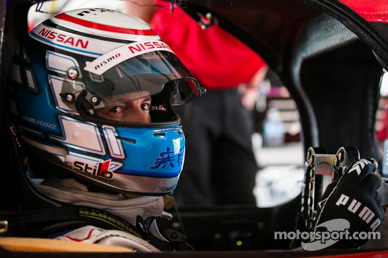 Lucas Ordonez, Nissan Motorsports