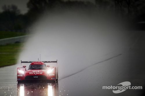 Nissan LMP1 Teste