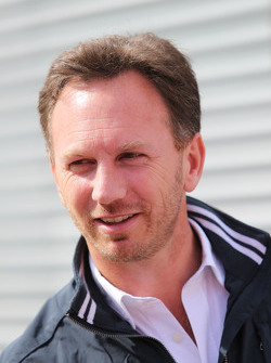 Christian Horner, Team Principal de Red Bull Racing