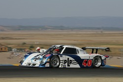 #40 Derhaag Motorsports Pontiac Riley: Randy Ruhlman, Ron Fellows
