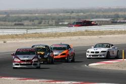 #27 Bill Fenton Motorsports Acura RSX - S: Hugh Plumb, Matt Plumb