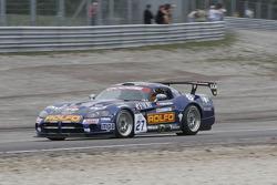 #27 Racing Box Dodge Viper Competition C: Stefano Livio, Andrea Ceccato