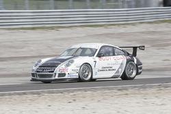 #7 Tech 9 Motorsport Porsche 997 GT3 Cup: Oliver Bryant, Maxime Dumarey