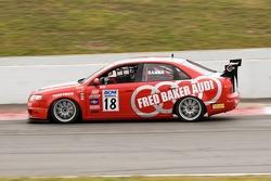Freddy Baker (#18 Audi A4)